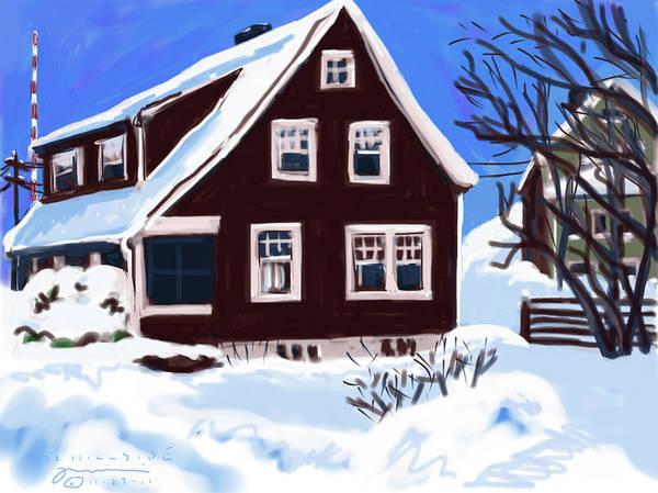 Painting - 22 Hillside Avenue by Jean Pacheco Ravinski