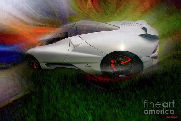 Photograph - 2019 Ssc Tuatara V8 Hypercar  by Blake Richards