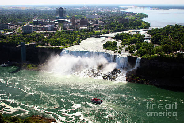 Photograph - American Falls by Doc Braham