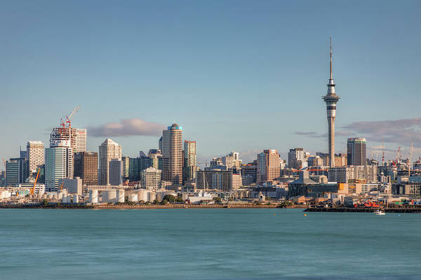 Wall Art - Photograph - Auckland - New Zealand by Joana Kruse
