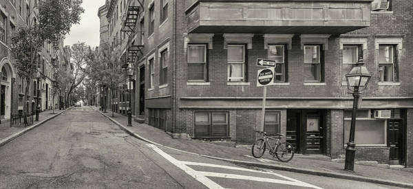 Wall Art - Photograph - Beacon Hill, Boston, Massachusetts, Usa by Panoramic Images