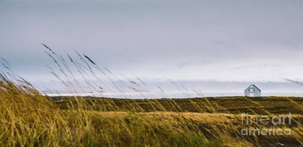 Beautiful Panoramic Photos Of Icelandic Landscapes That Transmit Beauty And Tranquility. Art Print