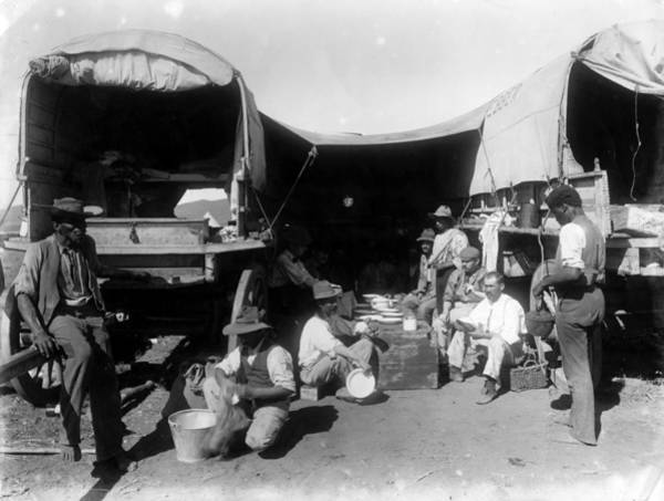 Sitting Bull Photograph - Boer War by Reinhold Thiele
