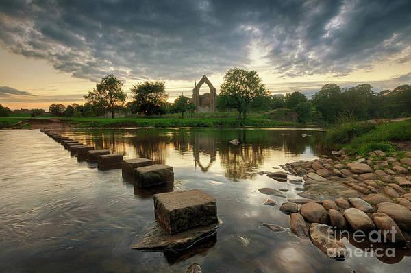 Photograph - Bolton Abbey by Mariusz Talarek