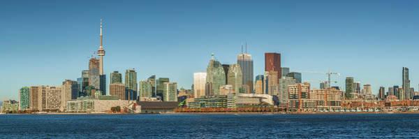 Wall Art - Photograph - Canada, Ontario, Toronto, Skyline by Walter Bibikow