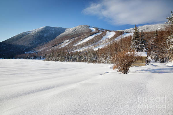 Franconia Notch State Park Photograph - Cannon Mountain - White Mountains New Hampshire  by Erin Paul Donovan