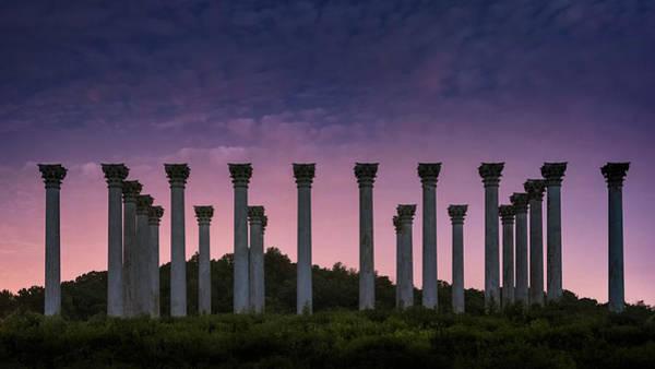 Wall Art - Photograph - Capitol Columns by Robert Fawcett