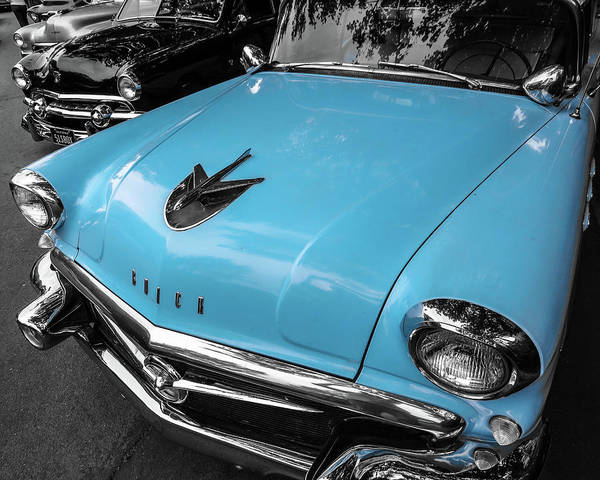 Wall Art - Photograph - Car Show by Kelly Linville