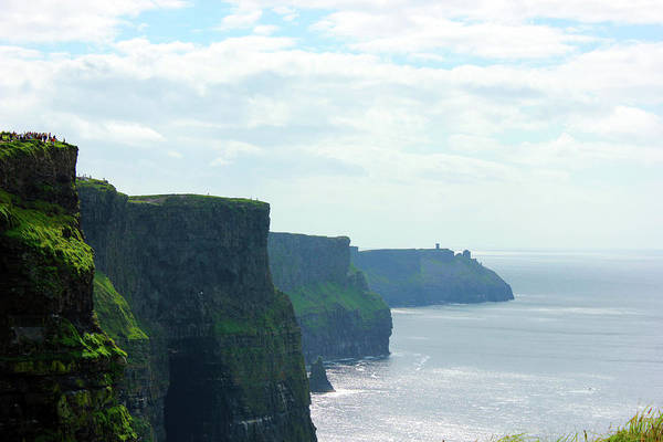 The Burren Photograph - Cliffs Of Moher by Tagliatella Style