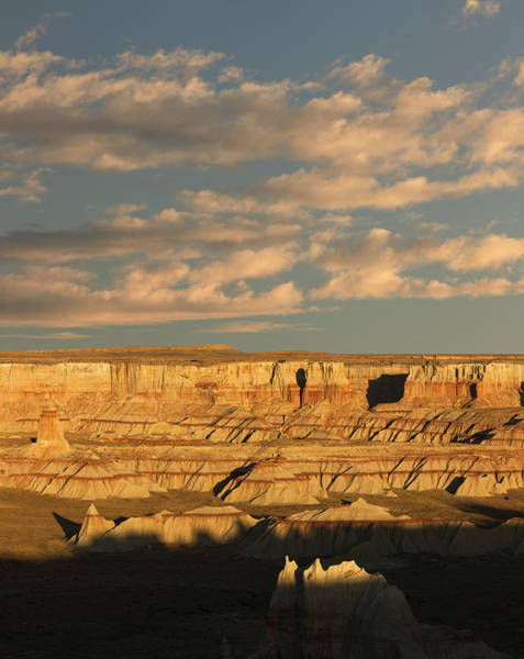 Coal Mine Canyon Near Tuba City Art Print by Adam Jones