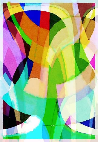 Wall Art - Digital Art - Colors by Steve K