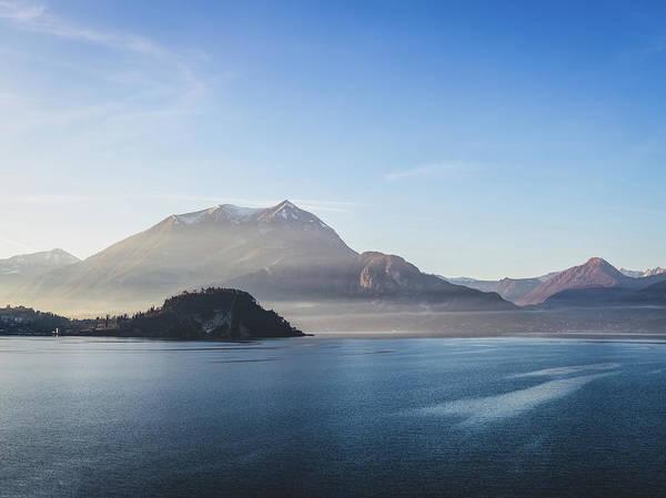 Photograph - Como District Lake by Deimagine