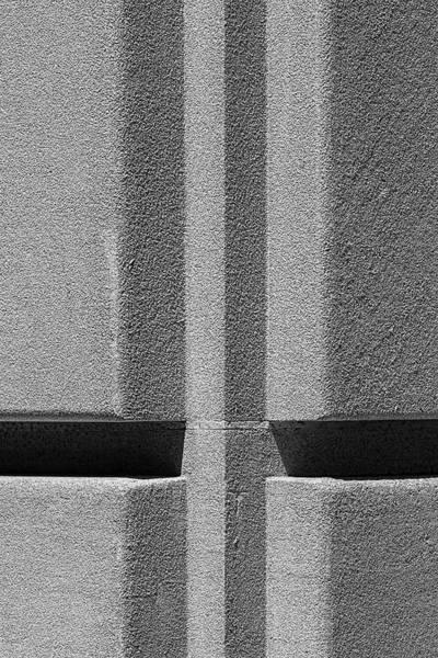 Photograph - Detail Of Exterior Wall by Robert Ullmann