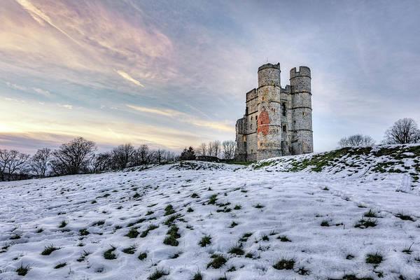 Wall Art - Photograph - Donnington Castle - England by Joana Kruse