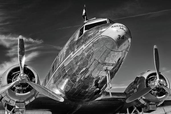 Photograph - Douglas Dc-3  by Chris Buff