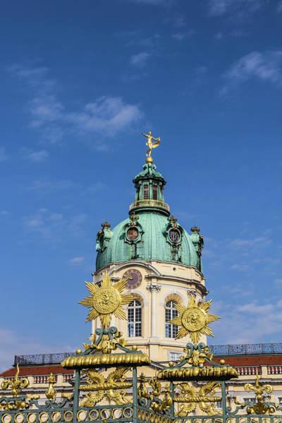 Wall Art - Photograph - Germany, Berlin, Charlottenburg Palace by Miva Stock