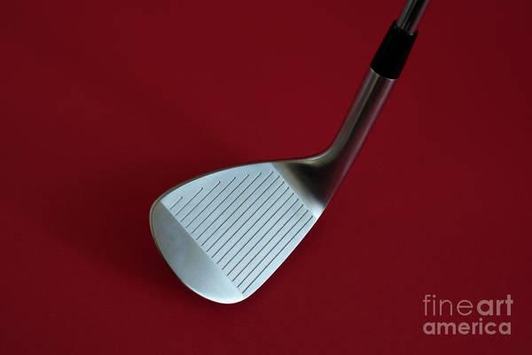 Photograph - Golf Club Wedge by Mats Silvan