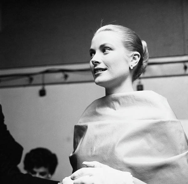 Annual Photograph - Grace Kelly by Michael Ochs Archives