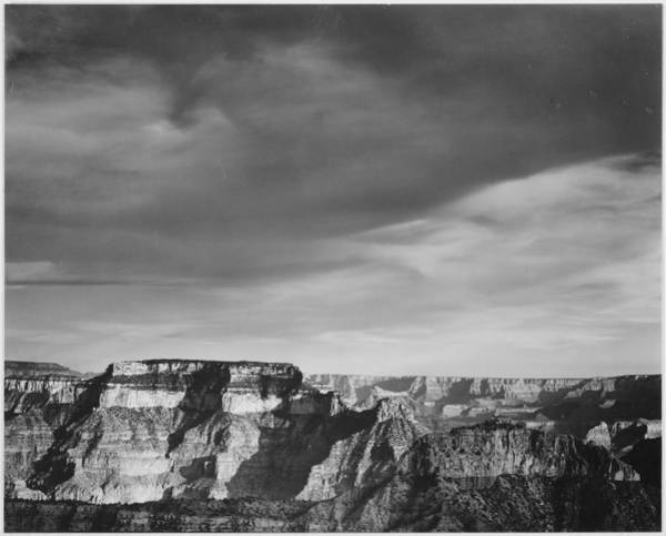 North Rim Photograph - Grand Canyon National Park by Buyenlarge