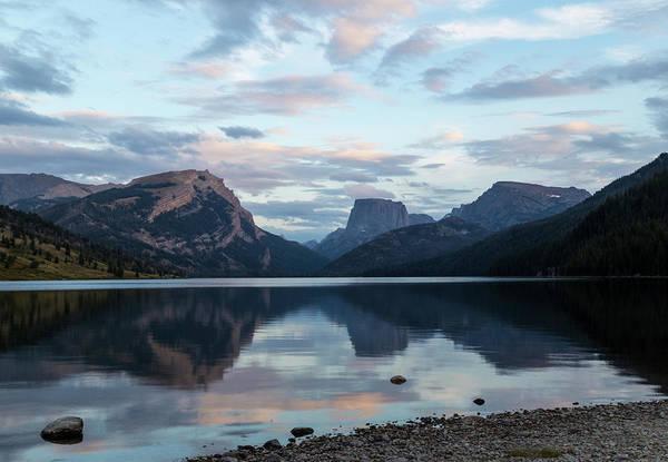 Photograph - Green River Lake by Michael Chatt