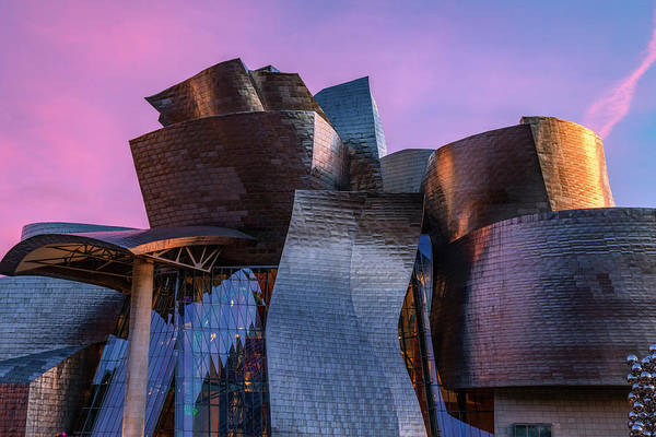 Kunst Wall Art - Photograph - Guggenheim Museum - Bilbao, Spain by Joana Kruse