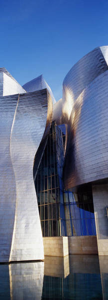 Wall Art - Photograph - Guggenheim Museum Exterior by Toby Adamson
