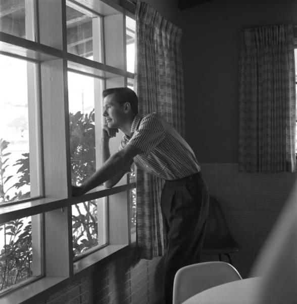 Johnny Carson Photograph - Johnny Carson by Michael Ochs Archives
