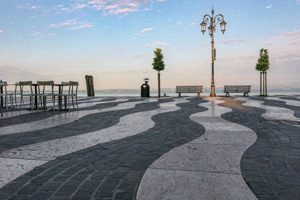 Wall Art - Photograph - Lazise - Italy by Joana Kruse