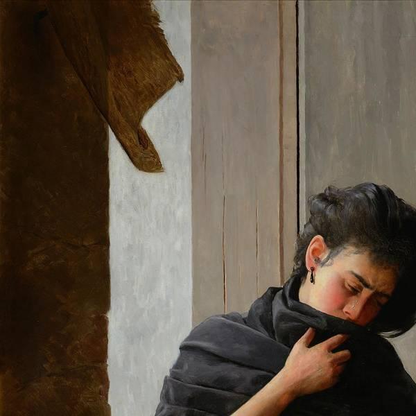 Missing Painting - Longing by Almeida Junior