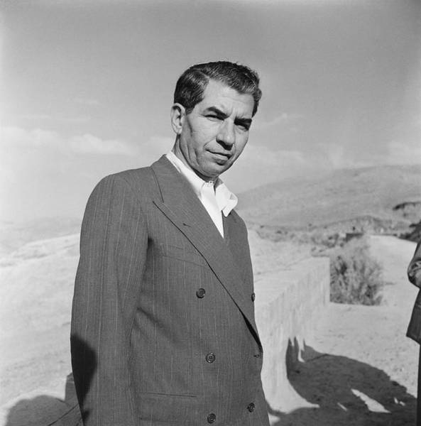Luciano Wall Art - Photograph - Lucky Luciano by Slim Aarons
