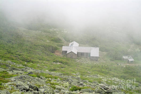 Photograph - Madison Spring Hut - White Mountains New Hampshire  by Erin Paul Donovan