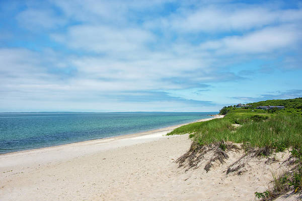 Wall Art - Photograph - Menemsha Beach On Martha's Vineyard by Brendan Reals
