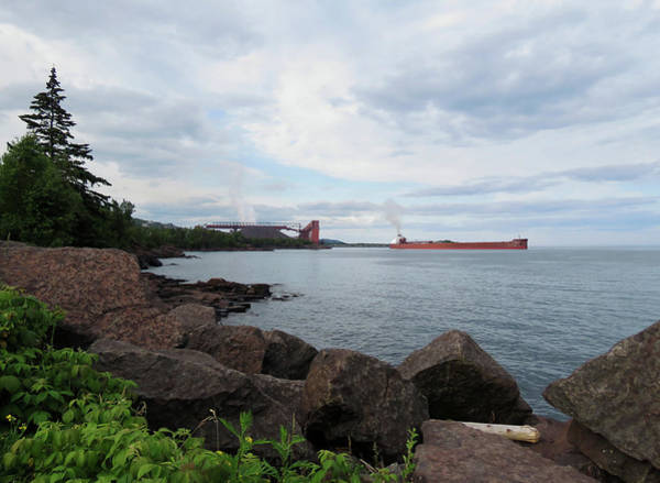 Wall Art - Photograph - Mesabi Miner by Alison Gimpel