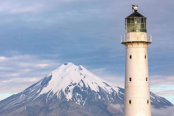 Wall Art - Photograph - Mount Taranaki - New Zealand by Joana Kruse