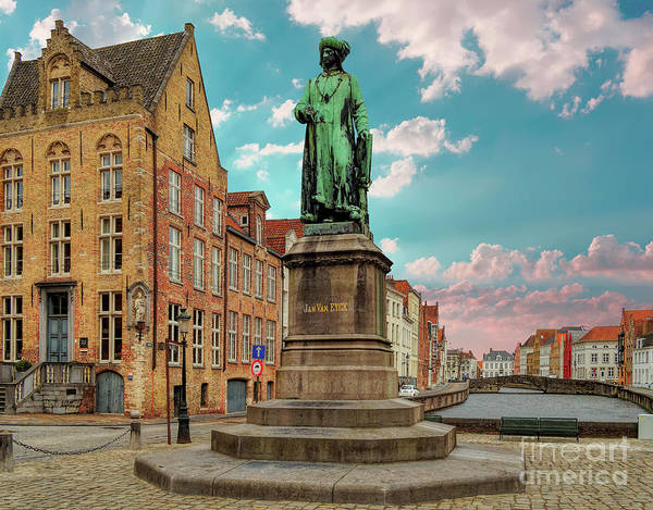 Wall Art - Photograph - 3 Nights In Brugge No 19 by Leigh Kemp