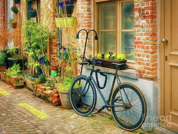 Photograph - 3 Nights In Brugge No 7 by Leigh Kemp