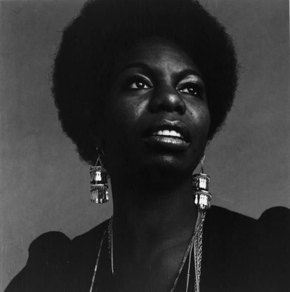 Usa Photograph - Nina Simone by Jack Robinson