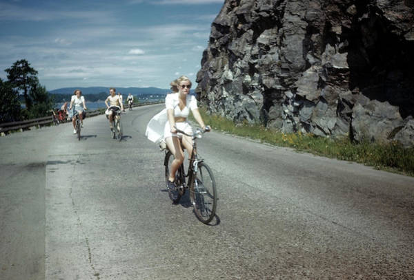 Photograph - Norway by Michael Ochs Archives