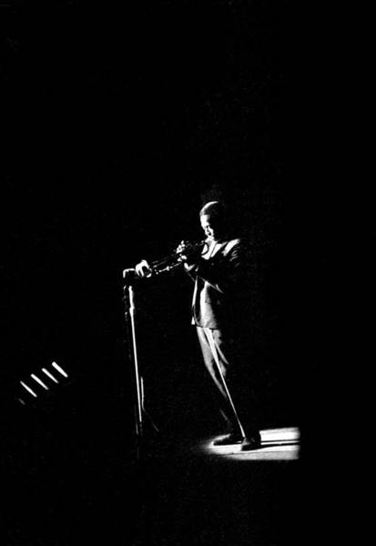Performance Photograph - Photo Of Miles Davis by David Redfern