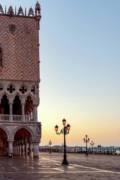 Wall Art - Photograph - Piazza San Marco by Svetlana Sewell