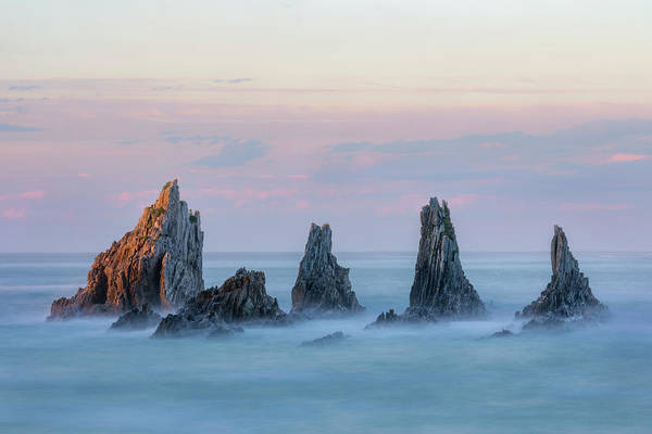 Wall Art - Photograph - Playa De La Gueirua - Spain by Joana Kruse