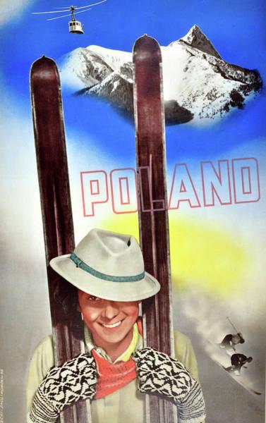 Wall Art - Mixed Media - Poland by Long Shot