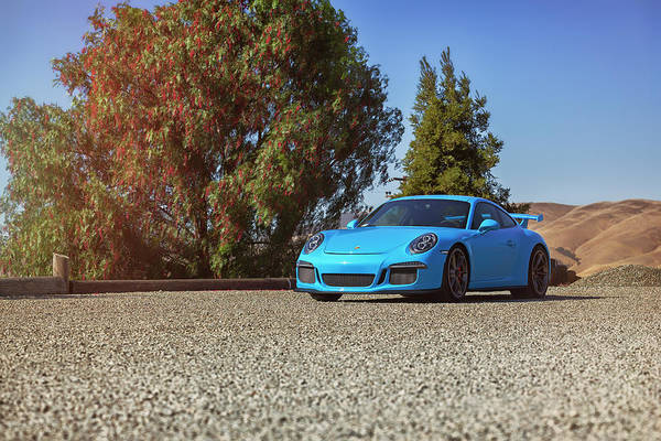 Photograph - #porsche 911 #gt3 #print by ItzKirb Photography
