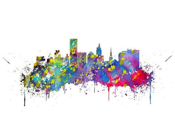 Wall Art - Digital Art - Providence by Erzebet S
