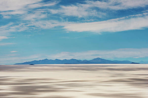 Wall Art - Photograph - Salar De Uyuni, Bolivia by Anthony Asael