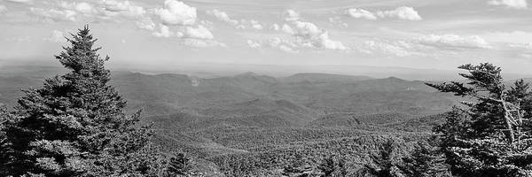 Wall Art - Photograph - Scenic View Of Mountain Range by Panoramic Images