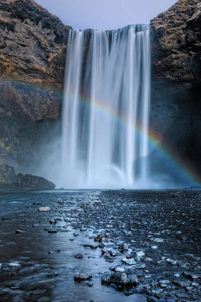 Wall Art - Photograph - Skogafoss - Iceland by Joana Kruse