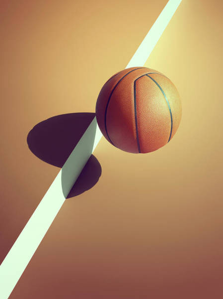 Sport Photograph - Sports Shadow by Kelvin Murray