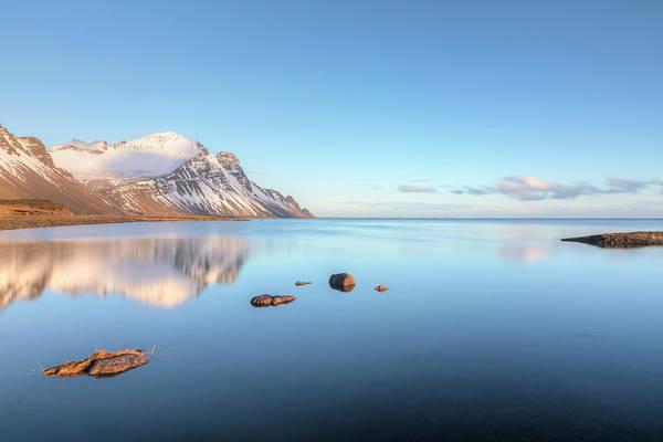 Berge Wall Art - Photograph - Stokknes - Iceland by Joana Kruse