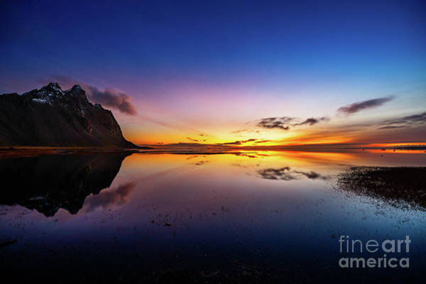 Wall Art - Photograph - Stokksnes Sunrise by Jamie Pham